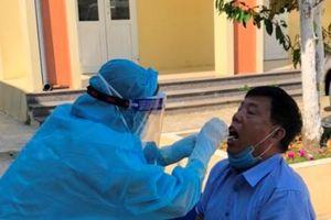 Trường hợp F1 ở Thanh Hóa liên quan đến bệnh nhân COVID-19 tại Hà Nội âm tính lần 1 với SARS-CoV-2