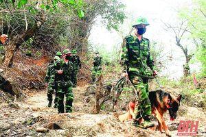Bộ đội Biên phòng tỉnh tham gia xây dựng, củng cố hệ thống chính trị cơ sở khu vực biên giới vững mạnh