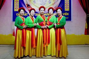 Trợ thủ của văn nghệ quần chúng Thái Nguyên