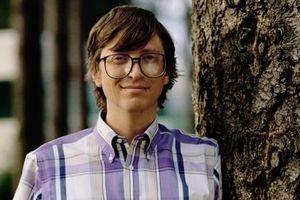 Bill Gates thời trẻ: Chàng độc thân mê hội hè và 'sát gái'?