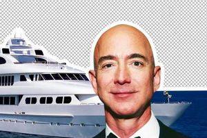 Siêu du thuyền 500 triệu USD của tỷ phú Jeff Bezos: Cần 1 du thuyền nhỏ hơn đi kèm phục vụ