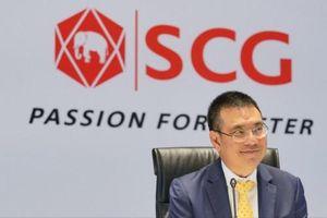 Trong quý 1, Tập đoàn SCG của Thái Lan đạt doanh thu khủng tại thị trường Việt Nam