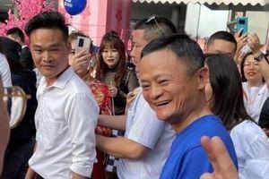 Jack Ma tái xuất sau án phạt kỷ lục 2,8 tỷ USD của Alibaba