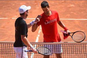 Djokovic: 'Tôi sẽ đạt đỉnh phong độ tại Roland Garros'