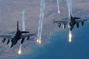 Chiến đấu cơ Nga - Mỹ bất ngờ 'gặp nhau' trên bầu trời Idlib