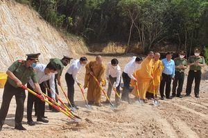 Quảng Ninh: Chùa Trúc Lâm Cô Tô khởi công xây dựng tượng đài Bồ-tát Quán Thế Âm
