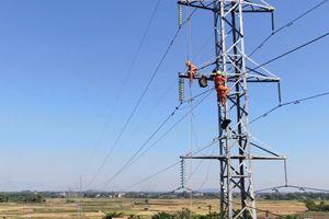 PC Quảng Ngãi: Đảm bảo an toàn cho lưới điện 110kV trong mùa khô