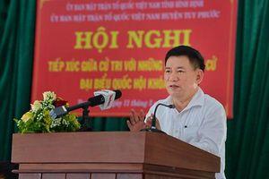 Bộ trưởng Hồ Đức Phớc: Bình Định sẽ 'cất cánh' một ngày không xa