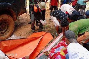 Lại sạt lở mỏ vàng, ít nhất 7 người thiệt mạng