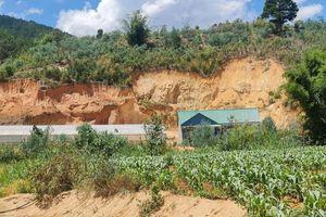 Ai tiếp tay nạn khai thác khoáng sản trái phép ở Tà Nung, Đà Lạt?