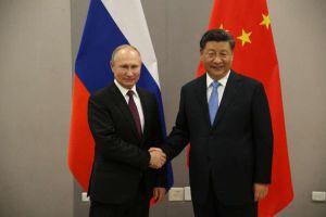 'Trò chơi có tổng bằng 0' của Mỹ đẩy Nga – Trung Quốc xích lại gần nhau