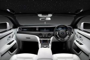 Những tính năng tuyệt vời ít biết trên Rolls-Royce Ghost