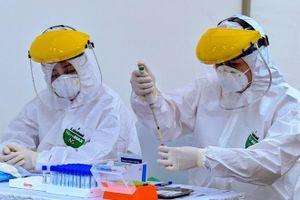 Chủ cửa hàng xăm hình ở Hải Dương dương tính SARS-CoV-2