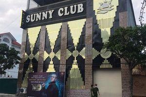 Khởi tố vụ án làm lây lan dịch bệnh tại quán bar Sunny ở Vĩnh Phúc
