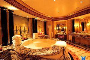 11 điểm xa hoa tột đỉnh ở khách sạn 7 sao duy nhất trên thế giới
