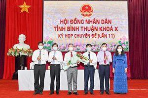 Ông Phan Văn Đăng được bầu làm Phó Chủ tịch tỉnh Bình Thuận