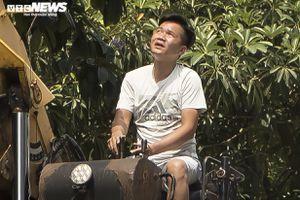 Người Hà Nội vật vã dưới nắng nóng gay gắt đầu mùa