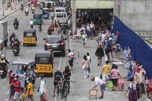 Kinh tế Philippines suy giảm vượt dự kiến
