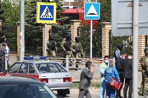 Nga: Xả súng tại trường học khiến ít nhất 11 người thiệt mạng