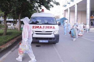 500 người ở Bệnh viện K sang cách ly tại Trường CĐ nghề Công nghệ cao Hà Nội