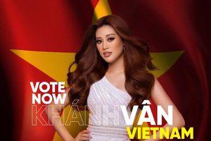 Hoa hậu Khánh Vân: Việt Nam mình sẽ thắng dịch COVID-19