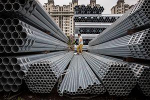 Gió đổi chiều trên thị trường thép thế giới