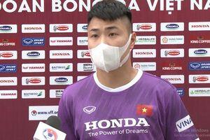 Đội trưởng U22 Việt Nam: 'Bảo vệ HCV SEA Games vừa là áp lực, vừa là động lực'