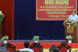 Bộ trưởng Nguyễn Văn Hùng trăn trở về 'bài toán' nâng cao thu nhập cho người dân tỉnh Kon Tum