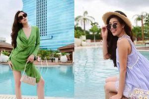 BTC Miss Universe tung ảnh chính thức của Hoa hậu Khánh Vân: Đẹp hút mắt hay bị dìm dáng?
