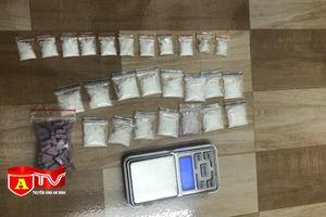 Cất giấu ma túy trong xe máy để mang đi bán vẫn bị phát hiện