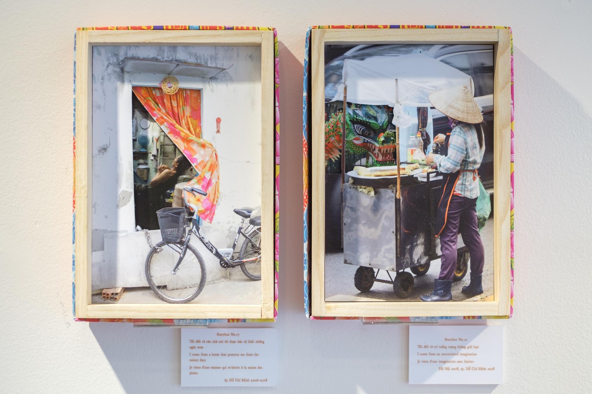 Bộ đôi nhà nhiếp ảnh Pháp kể về Việt Nam hiện đại qua những bức ảnh hộp