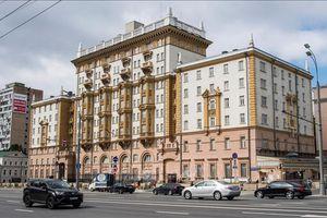 Đại sứ quán Mỹ tại Nga ngừng phần lớn dịch vụ do thiếu nhân viên