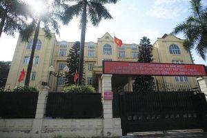 Hà Nội: Đình chỉ công tác Đội trưởng Đội Cảnh sát Hình sự Công an quận Tây Hồ