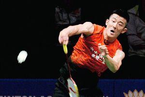 Cầu lông Trung Quốc chao đảo trước thế vận hội