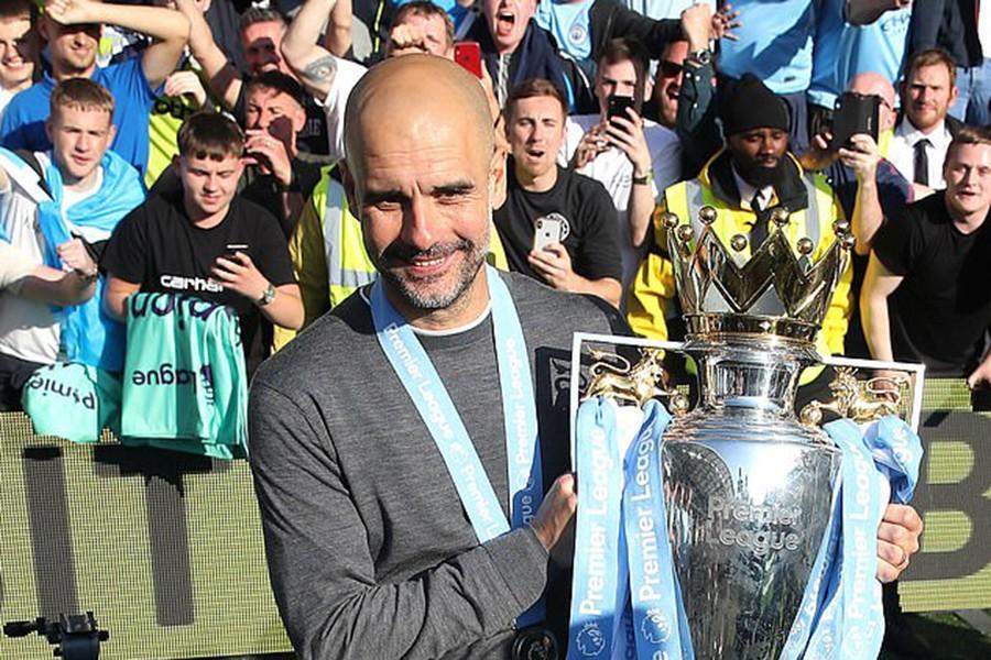 Man City đăng quang Premier League, Pep Guardiola nói gì?