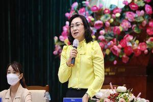 Bà Phan Thị Thắng hứa vẫn hỗ trợ lương giáo viên