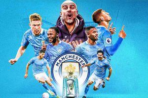 Chức vô địch của Man City mang dấu ấn Guardiola