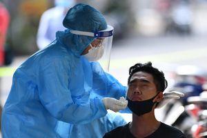 82 người ở TP.HCM liên quan bệnh nhân Covid-19 tại Đà Nẵng