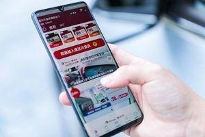Cổ phiếu công nghệ Trung Quốc đồng loạt lao dốc