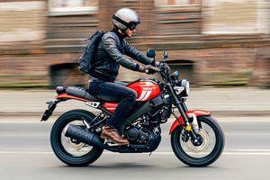 Chi tiết Yamaha XSR 125 vừa được ra mắt