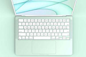 Đây có thể là MacBook Air 2021