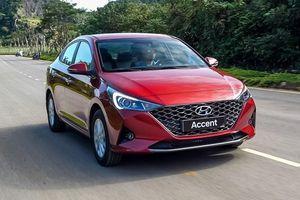 10 ôtô bán chạy nhất tháng 4/2021: Hyundai Accent đánh bại Toyota Vios