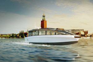 Tàu thủy chạy điện có tốc độ nhanh nhất thế giới