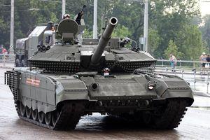 Sức mạnh xe tăng T-90M xuất hiện tại lễ duyệt binh Ngày Chiến thắng