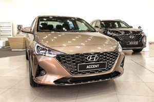 Phân khúc sedan B - Hyundai Accent áp đảo Toyota Vios và Honda City