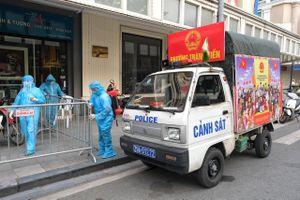 Người nhiễm nCoV tại quận Thanh Xuân từng đi gội đầu, siêu thị