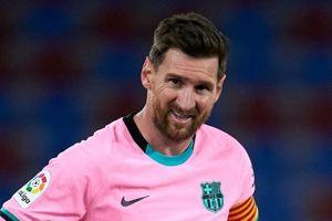 Messi tuyệt vọng vì Barca
