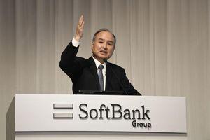 SoftBank đạt lợi nhuận kỷ lục tại Nhật Bản, tỷ phú Son vẫn ấm ức