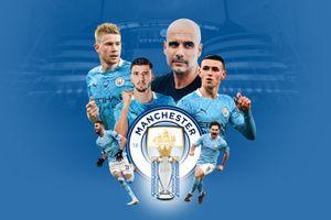 Chức vô địch Premier League lịch sử của Man City
