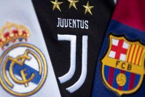 UEFA mở cuộc điều tra với Real, Barca và Juventus